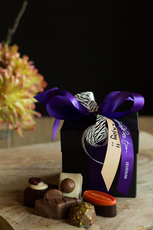 Doosje bonbons gemengd - 375 gram