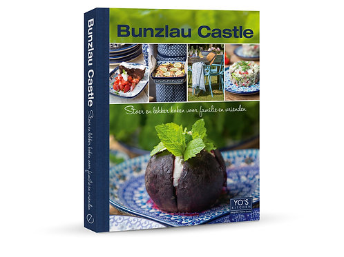 Bunzlau Castle stoer en lekker koken voor familie en vrienden