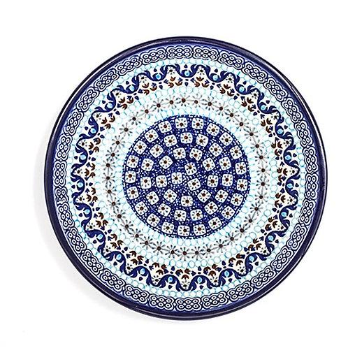Bord Diep Ø: 21 cm Marrakesh