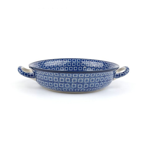 Ovenschaal Rond 540 ml Blue Diamond
