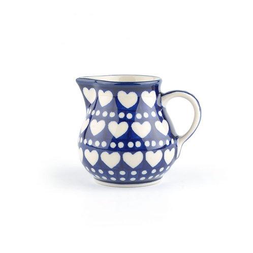 Melkkannetje 180 ml Blue Valentine