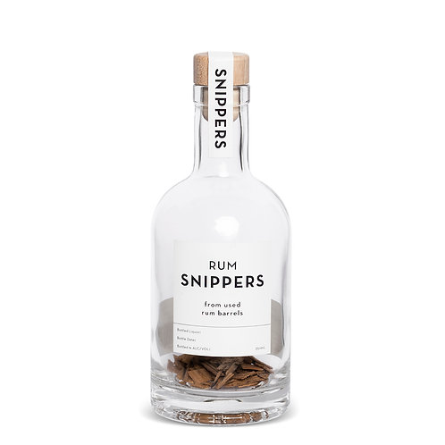 SNIPPERS – RUM