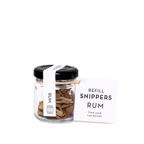 SNIPPERS – REFILL RUM