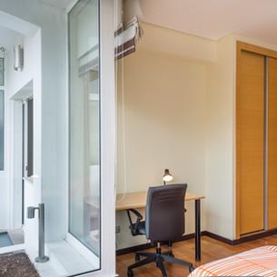 Balcony from room 2