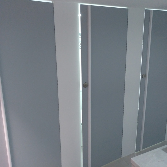 Basement Bathroom (Toilets)