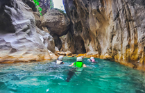 Canyoning by XTREME