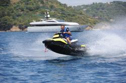 Jet ski Corse by xtreme