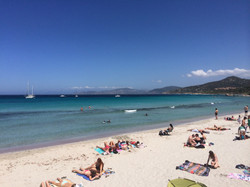 Plage Corse by xtreme