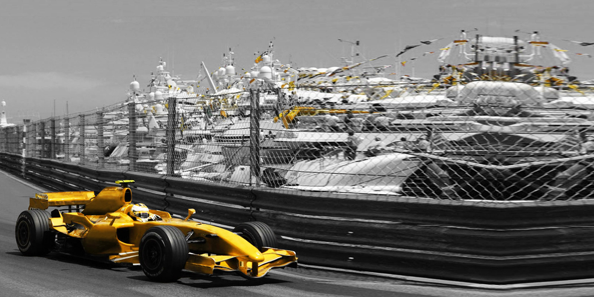 GP F1 - M Agency Monaco
