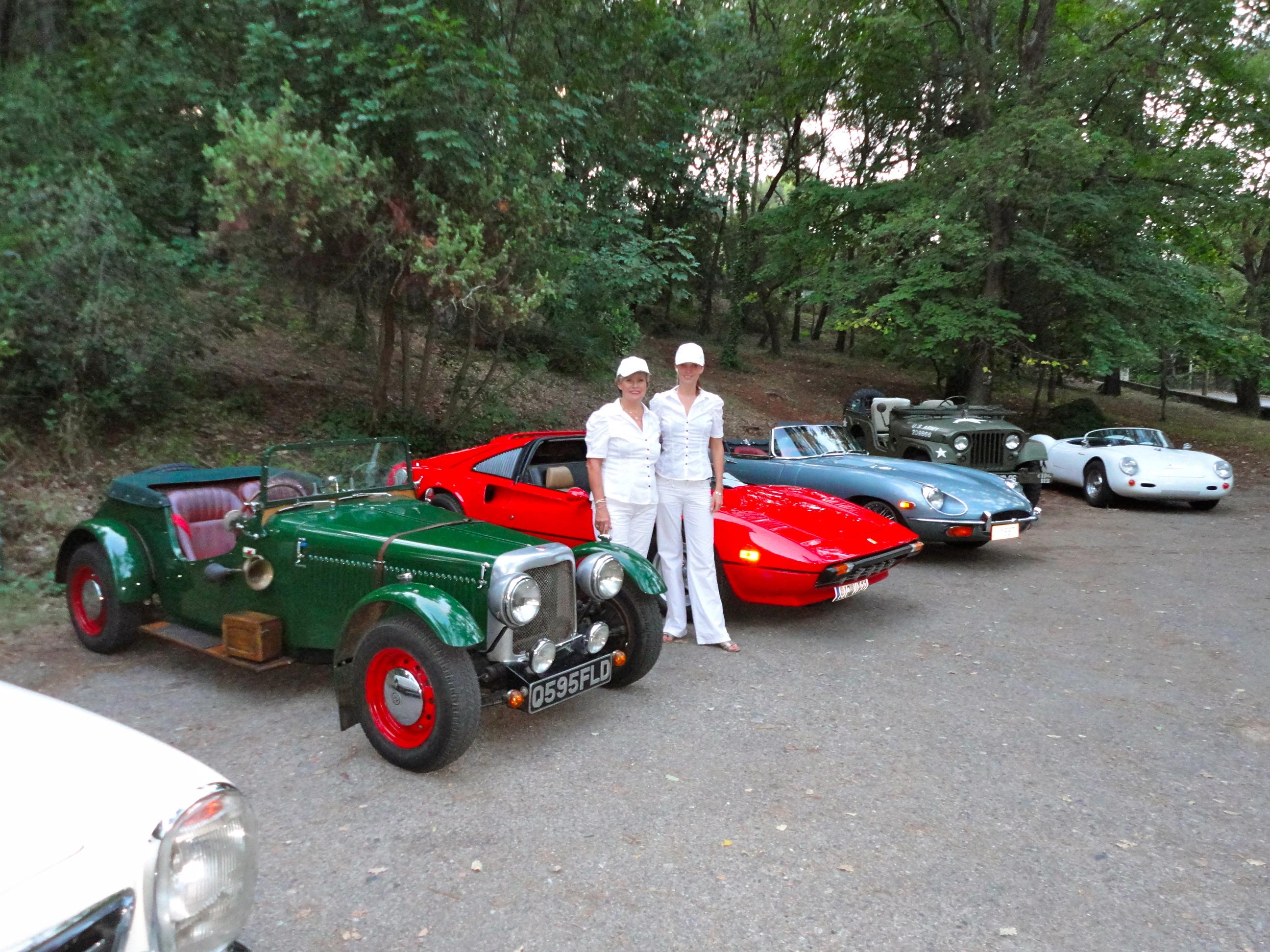 Références voitures de collection