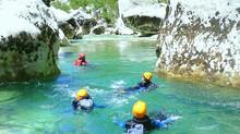Journée Canyoning dans les Gorges du Verdon