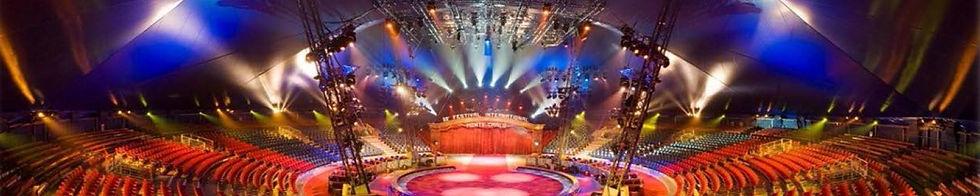 Chapiteau - Festival du cirque de Monte-Carlo