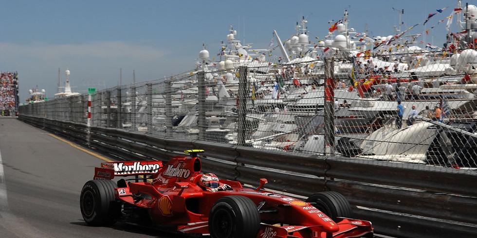 LES ESSAIS AU GP F1 DE MONACO EN VIP pour 300 Euros HT/personne !