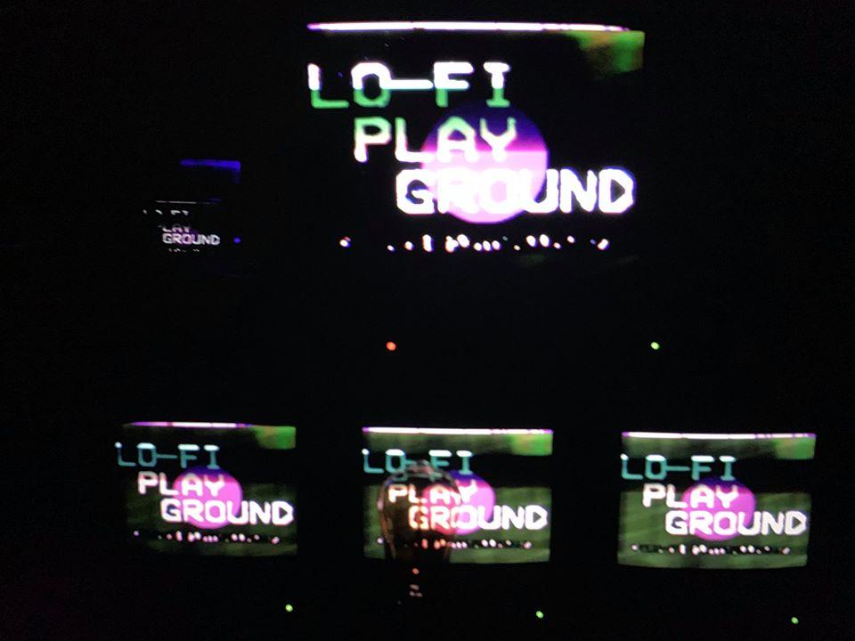 Planet Lo-Fi Playground