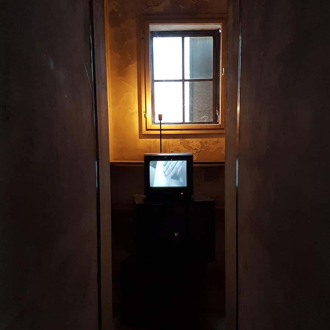 """Glory holes in the Dark"" - Schmiede 19"