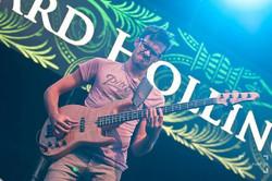 Live at San Bernardo Bass Collection 2014 (Chile)