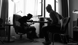 Jamming with Marcus Miller