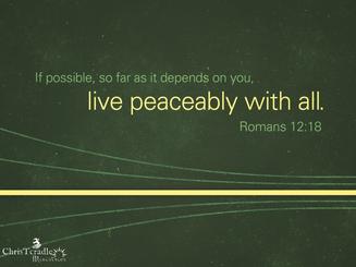 Romans 12:18