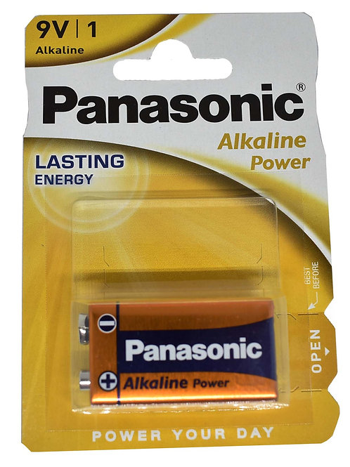 Panasonic 9v