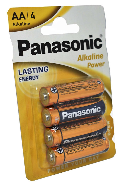 Panasonic AA c/4