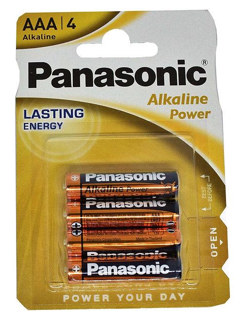 Panasonic AAA c/4
