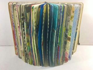 Art Journal   Sketchbook Flip through