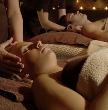 Kitleys talking about a massage