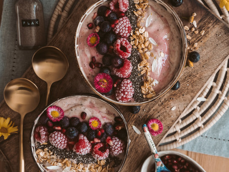 FIVE SUPERFOODS YOU'LL WANT TO INCLUDE IN YOUR EVERYDAY