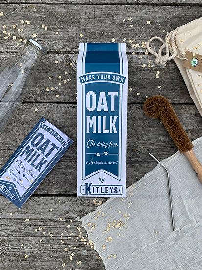 Make Your Own Oat Milk Kit
