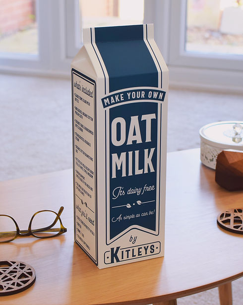 Kitleys Oat Milk Kit image