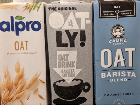THE TRUTH ABOUT RECYCLING YOUR OAT MILK CARTONS