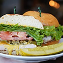 """""""Free-Bird"""" Grilled Chicken Sandwich"""