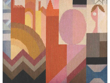 Sophie Taeuber-Arp Exhibition at Tate Modern London