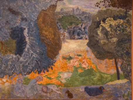 Bonnard Exhibition