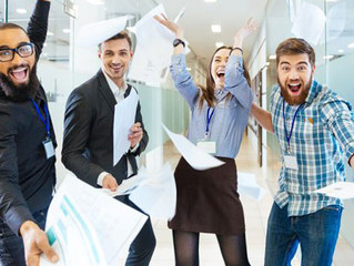 Pump it UP! the 3 R's of Employee Recognition