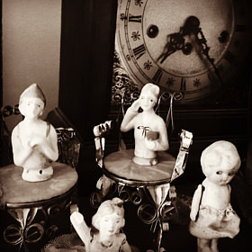 Dollhouse Oddities