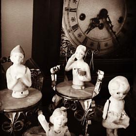 Dollhouse Oddities