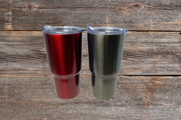 Fluted Tumblers