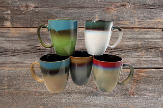 Endeavour Mugs