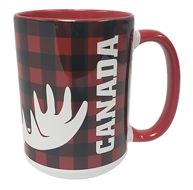 BuffaloCheck_MooseAntlers_15oz_Red_FRONT