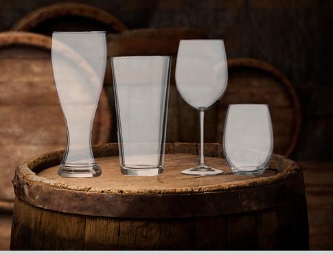 Beer and Wine Glassware