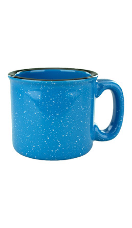 Hawaiian Blue Campfire Mug