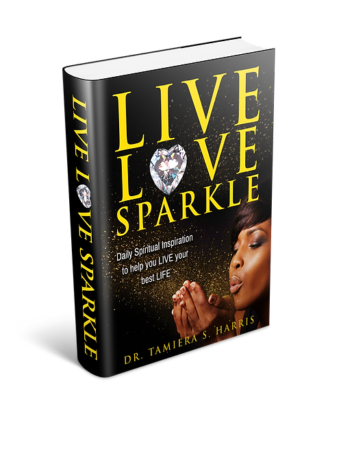 LIVE LOVE SPARKLE JOURNAL (Digital Version)