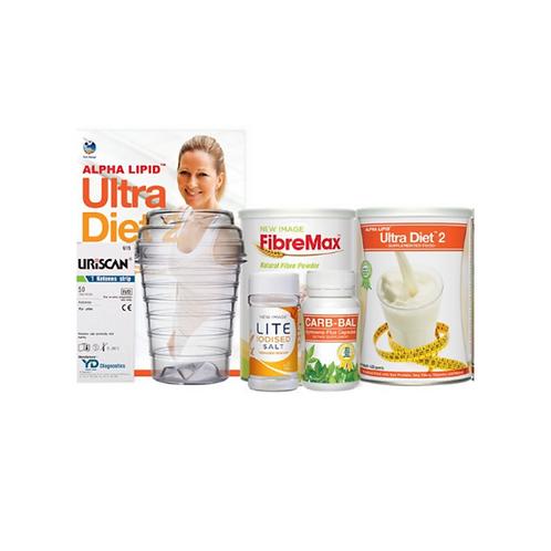 Alpha Lipid™ Ultra Diet™2 Programme