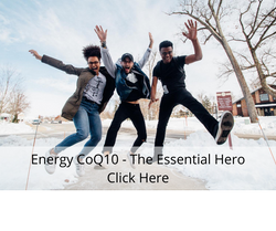 Energy CoQ10 - The Essential Hero