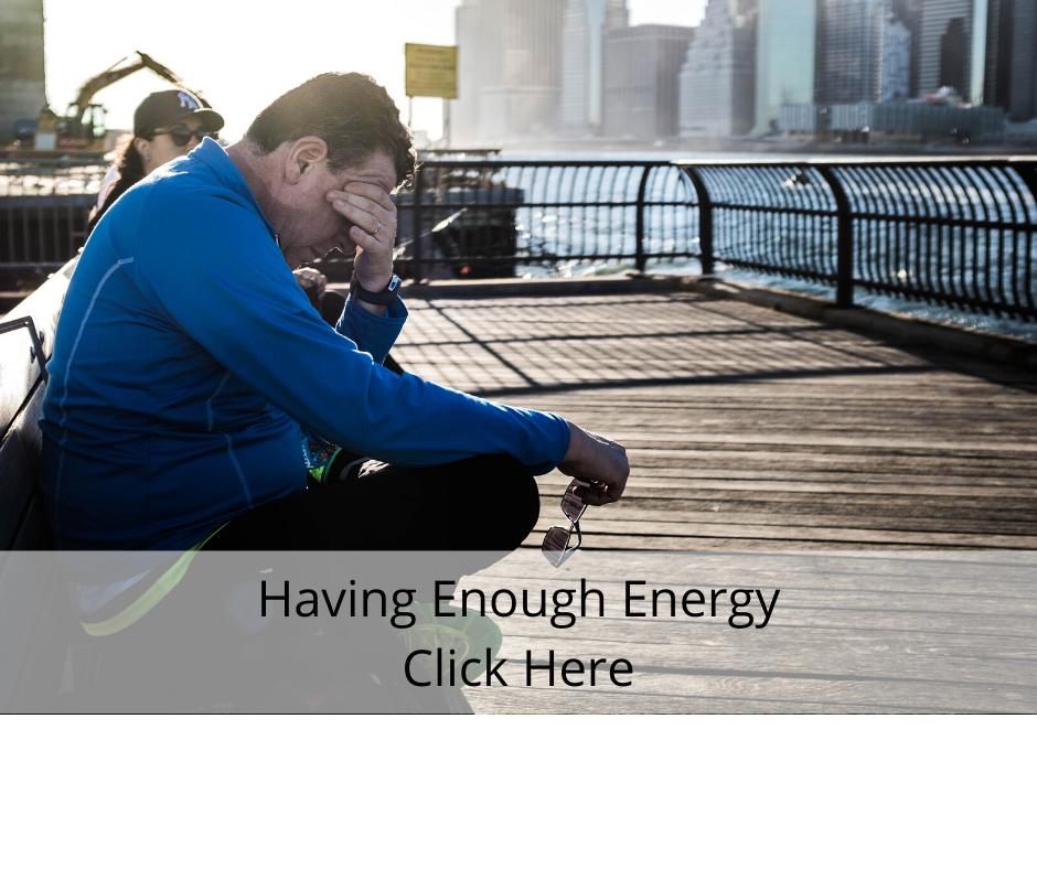 Having Enough Energy