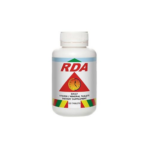 RDA Vitamins & Minerals