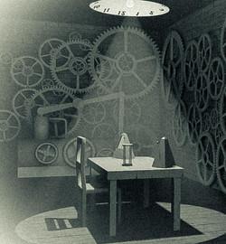 La salle du temps