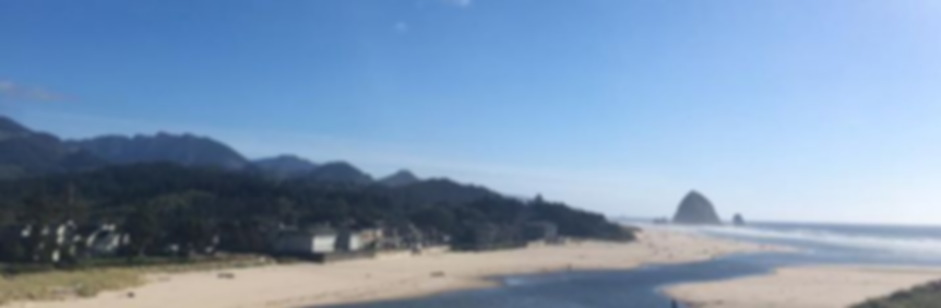 Cannon Beach, Orego
