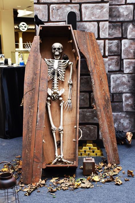 Cercueil debout